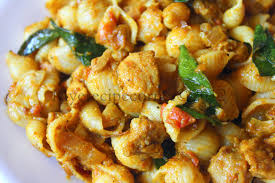 mye u0027s kitchen indian style chicken pasta recipe