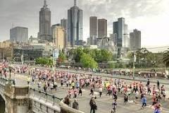 Image result for date of melbourne marathon 2015