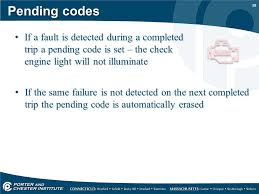 Check Engine Light Codes Using The Iobd2 Scan Tool Ppt Download