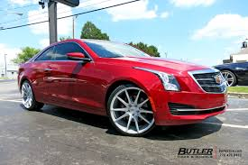 wheels for cadillac ats cadillac ats with 20in savini bm12 wheels exclusively from butler