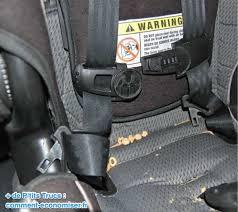 comment detacher un siege de voiture comment nettoyer un siège auto facilement et rapidement
