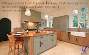 bespoke fitted kitchens affordable handmade kitchens hampshire