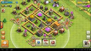 coc village layout level 5 guide to defending your town hall 5 base in clash of clans video