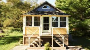 tiny camden cottage in maine charming small house design youtube