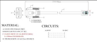 db9 to rj11 wiring diagram gandul 45 77 79 119