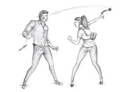 monkey fist personal self defense keychain u2013 survival hax