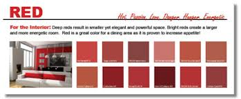 beauteous 20 shades of red paint inspiration design of best 25