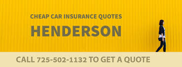 car insurance quotes henderson nv