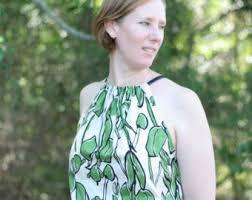 hummingbird dress girls u0027 summer dress pdf pattern
