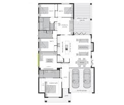 Metricon Floor Plans Single Storey by Havana Executive From Mcdonald Jones Homes