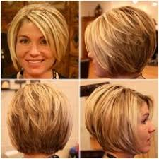 ladies bob hair style front and back layered stacked bob haircut photos front and back yahoo search