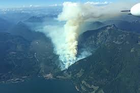 Wildfire Training Bc by Update Harrison Springs Wildfire Still Has Potential To Grow
