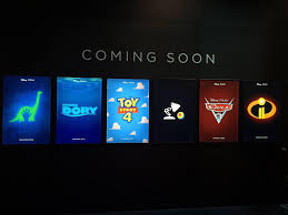 posters u0027finding dory u0027 u0027the incredibles 2