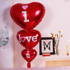 valentines ballons s day balloons ebay