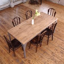 Dining Room Table Styles Industrial Style Contemporary Dining Table By Cosywood