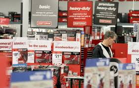 shoppers looking for early deals or last minute supplies take