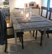how to make a dining table from an old door amazing how to build a dining table from an old door and posts of