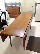 Antique Drop Leaf Table Antique Drop Leaf Dining Table Ebay