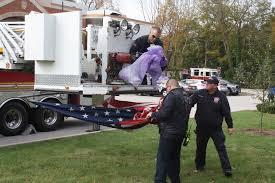 American Flag On Truck Community Gathers For Gianna Cirella U0027s Funeral In East Greenwich