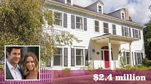 ranch house ojai emily blunt and john krasinski sell their retreat in ojai for 2 4