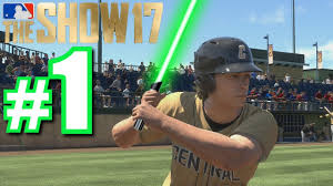 may the show be with you mlb the show 17 road to the show 1