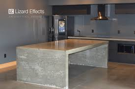concrete countertops and furniture custom crafted concrete