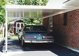 attached carport mobile home advantage