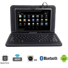 walmart android tablet tagital t7x 7 android tablet pc bundled with keyboard