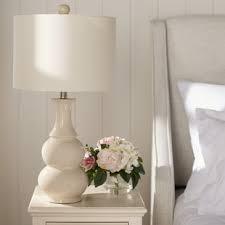 white table lamps you u0027ll love wayfair