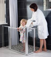 Disabled Half Height Shower Doors Bathroom Adaptations Uk And Ireland Half Height Shower Doors
