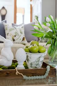 easter home decorating ideas spring decorating ideas spring home tour