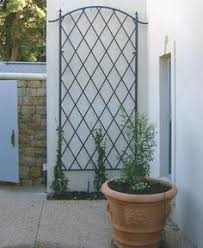 4 x 8 wall trellis garden metalwork com garden pinterest