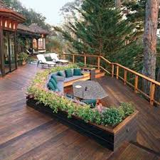 Pinterest Deck Ideas by Backyard Deck Designs Plans 17 Best Ideas About Wood Deck Designs