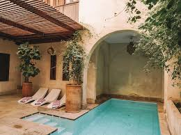 moroccan riad floor plan 13 stylish riads in marrakech to book for your next stay live like