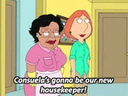 Family Guy Cleaning Lady Meme - family guy gifs search find make share gfycat gifs