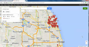 Chicago Google Maps by Ez Select Plot A List Of Companies Onto Google Maps Youtube