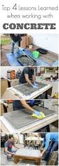 Work Table With Stainless Steel Top 49 by Best 25 Concrete Table Ideas On Pinterest Concrete Table Top