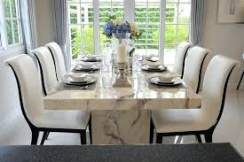 marble dining room sets marble dining table buskmovie com