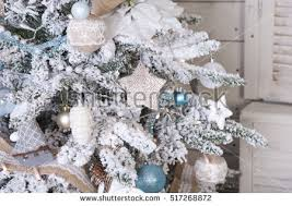 Christmas Decorations In Blue And White by Decoration Blue Stock Images Royalty Free Images U0026 Vectors
