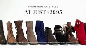 justfab s boots justfab com tv commercial not a without justfab