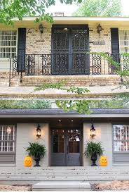 20 home exterior makeover before and after ideas home brick house exterior makeover of 47 home exterior makeover before