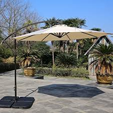 10 Foot Patio Umbrella Sumbel Outdoor Living 10 Ft Patio Umbrella Offset