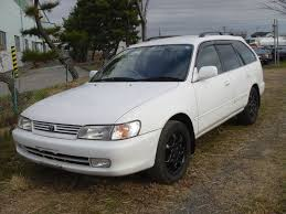 toyota corolla touring wagon toyota corolla 4wd g touring 1997 used for sale