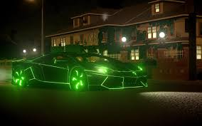 Lamborghini Aventador Tron - gta 4 lamborghini aventador tron edition 2015 youtube