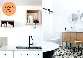 Wrought Iron Bathroom Furniture Black Bathroom Fixtures City Plus Colour Clean And Contemporary