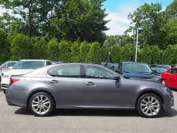 lexus gs 350 alternator pre owned 2015 lexus gs 350 4dr car in huntington ua7148 acura