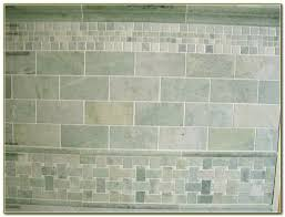 tumbled marble subway tile backsplash tiles home decorating