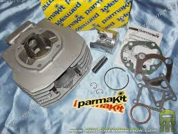 honda mtx 110cc ø57mm parmakit kit for motorcycle honda mb 80 mt 80 and mtx