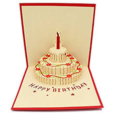 isharecards handmade 3d pop up birthday cards