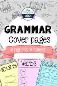 bundle parts of speech just print and go answer keys included